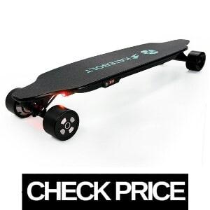 SKATEBOLT Speedy Longboard