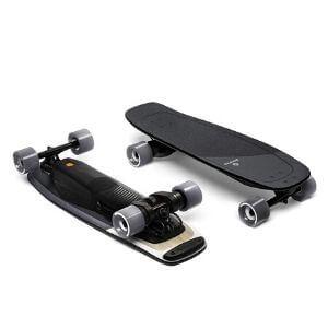 Boosted skateboard