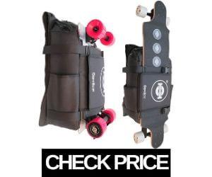 GoRide Electric Skateboard Backpack
