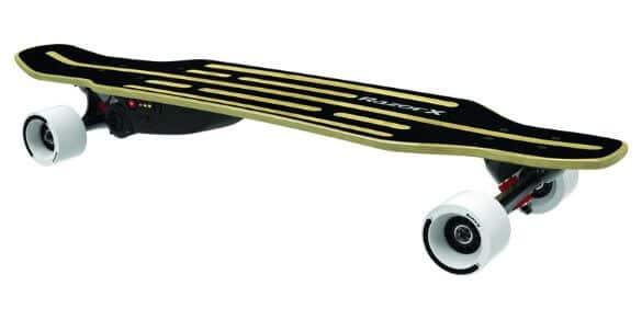 Skateboard On plane