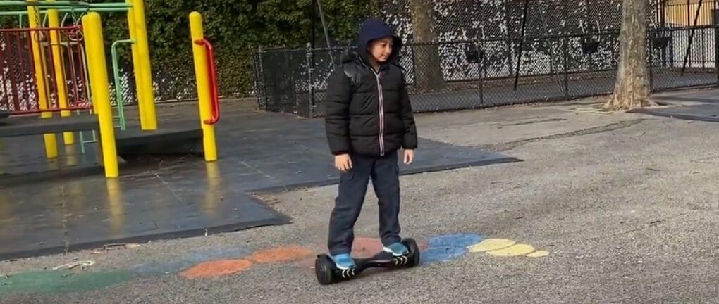 Tomoloo Kids Hoverboard