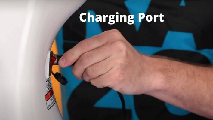 Packetmod Charging Port