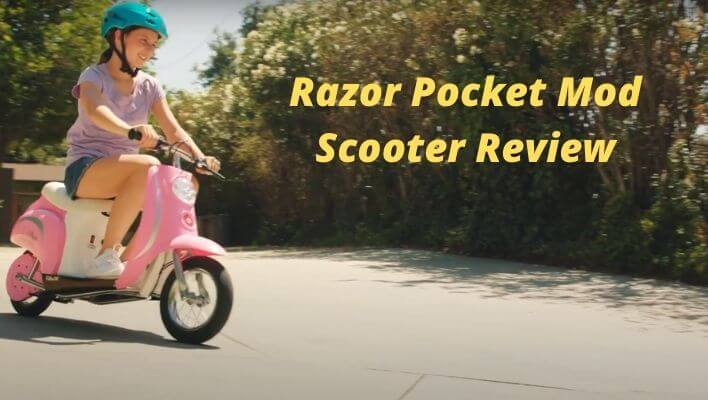 Razor Pocket Mod Electric Scooter Review