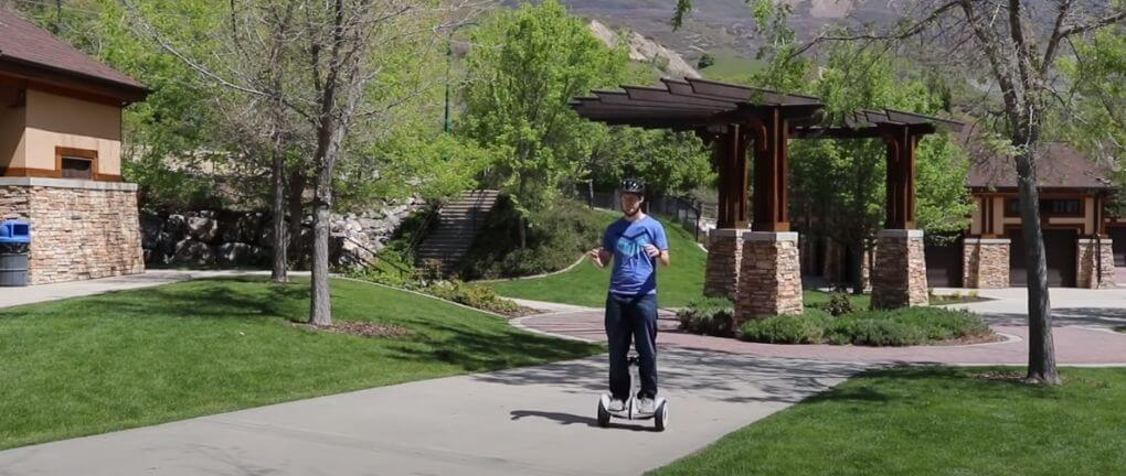 Segway miniPRO 320 Hoverboard Review