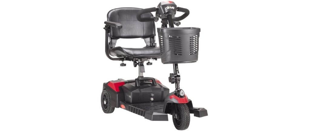 Drive Medical - 3 Wheel Electric Scooter