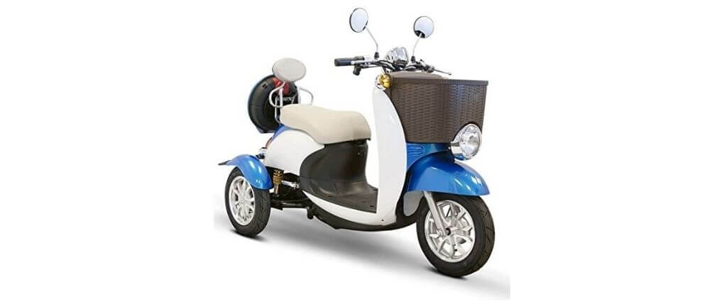 EW 11 - 3 Wheel Electric Scooter For Adults