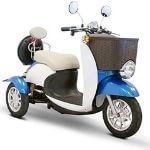 EW 11 - 3 Wheel Scooter