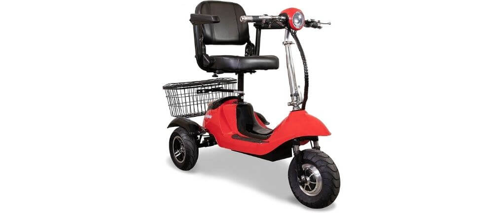EW-20 - 3 Wheel Electric Mobility Scooter