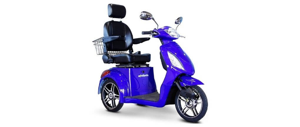 Ewheels - 3 Wheel Scooter for Adults