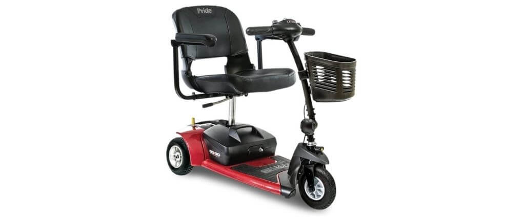 GO-GO - 3 Wheel Electric Scooter for Adults