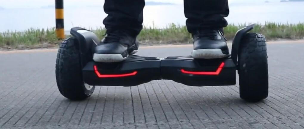 Gyroor Warrior Hoverboards Review