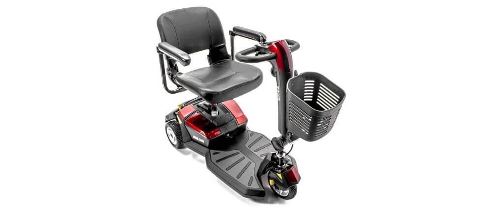Pride - Three Wheel Scooter