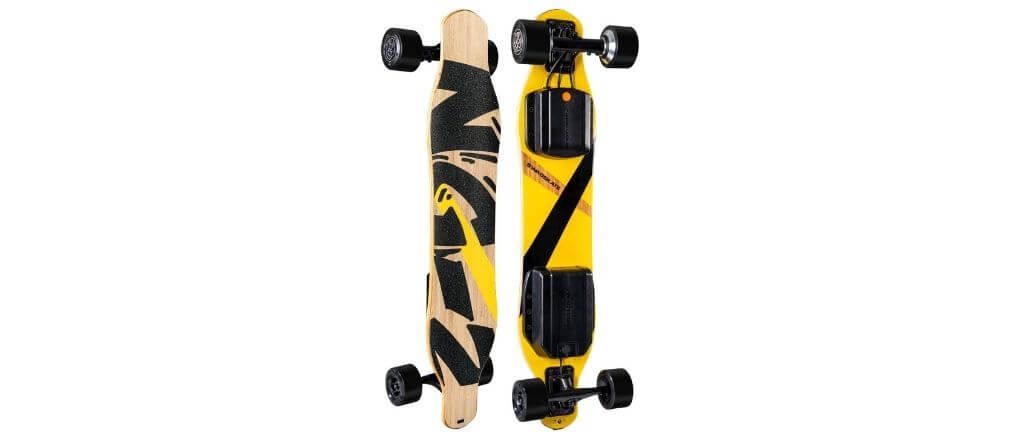 SWAGSKATE NG2 – Remote Skateboard