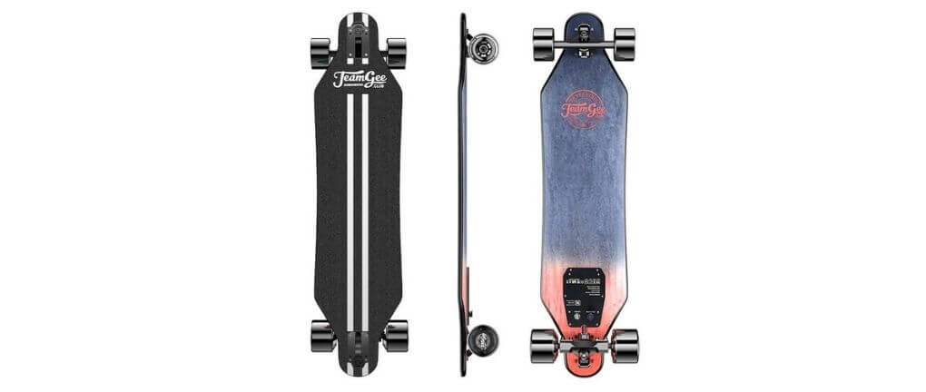 Teamgee H5 – Electric Skateboard with Remote Control