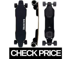 Backfire G2 - Best Electric Skateboard
