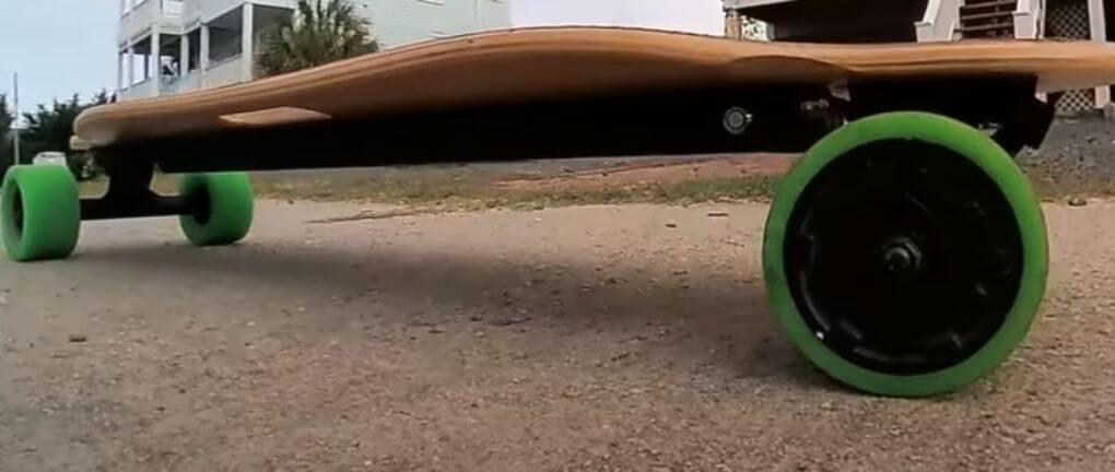 Blitzart 38 inches Hurricane Electric Longboard