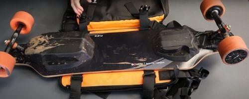 Electric Skateboard Backpack