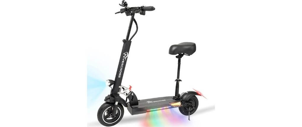 EverCross - Electric Scooter with Seat