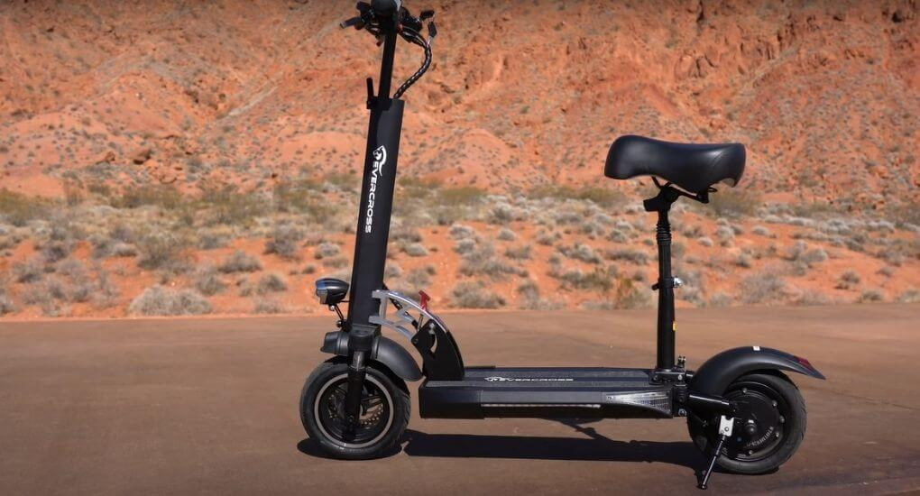 Evercross Seated Scooter for adults