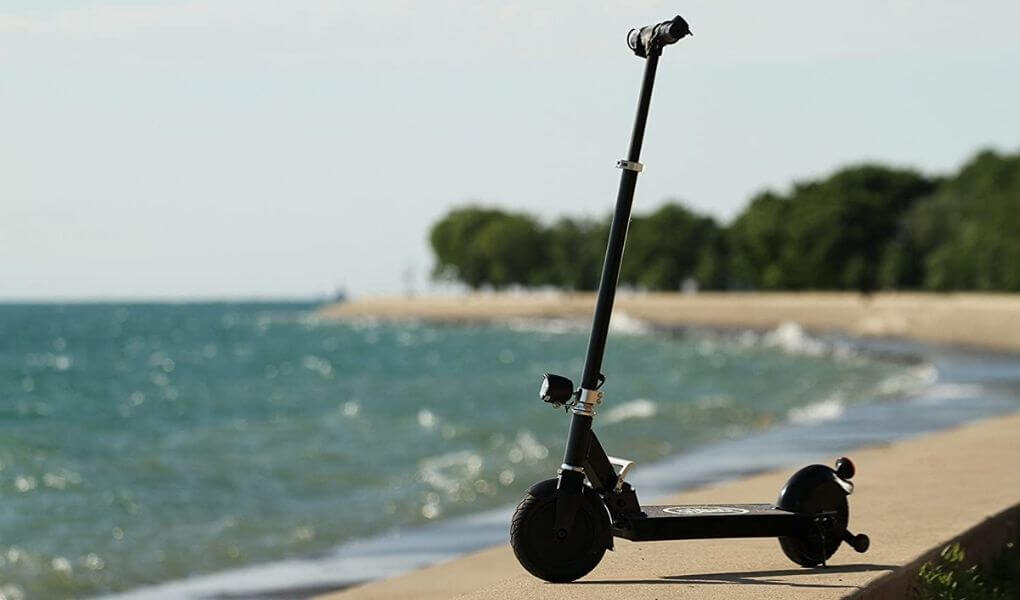 Glion Dolly - Best Electric Scooter for Adults