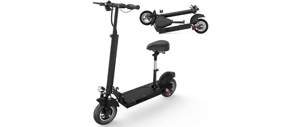 HAPICHIL – Electric Scooter with Seat for Adults