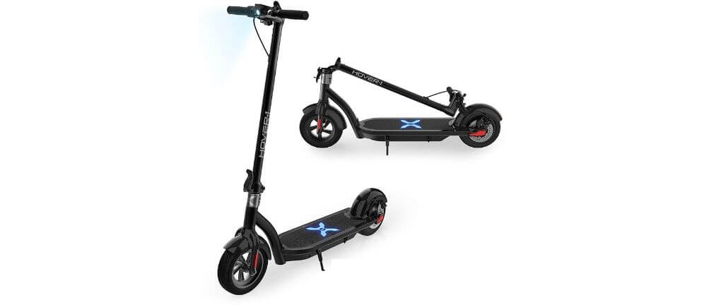 Hover-1 Alpha - Motorized Scooter for Adults