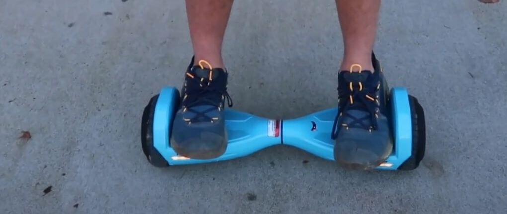 Hovertrax Prizma Hoverboard with LED Lights