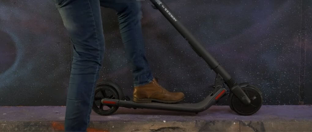 Ninebot Es2 scooter electric