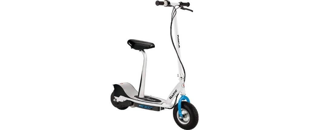 Razor E300S - Electric Scooter with Seat