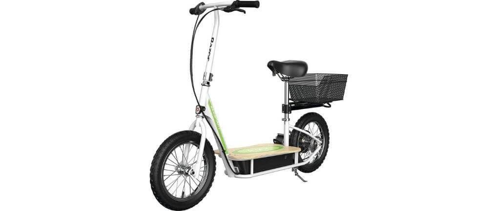 Razor EcoSmart - Seated Electric Scooter