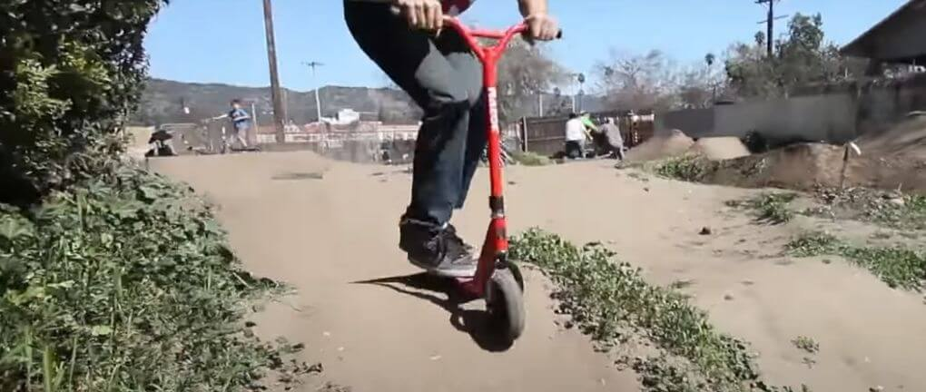 Razor Pro RDS Dirt Scooter for sale