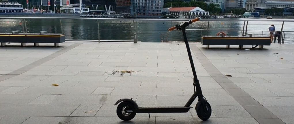 TOMOLOO Electric Scooter L1-Plus