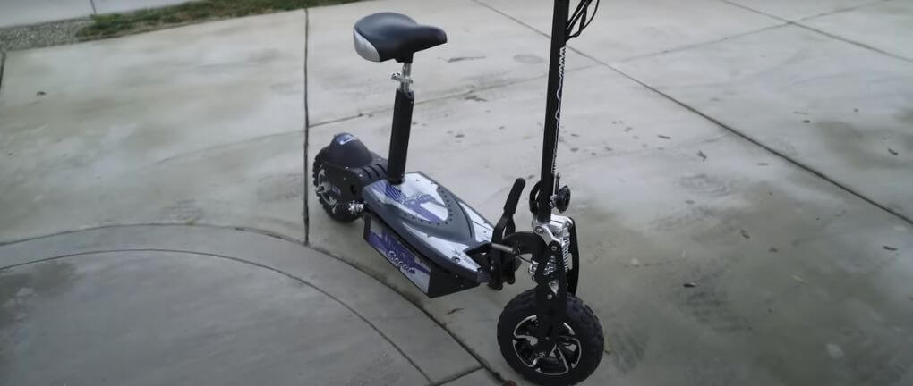 UberScoot 1600w Electric Scooter