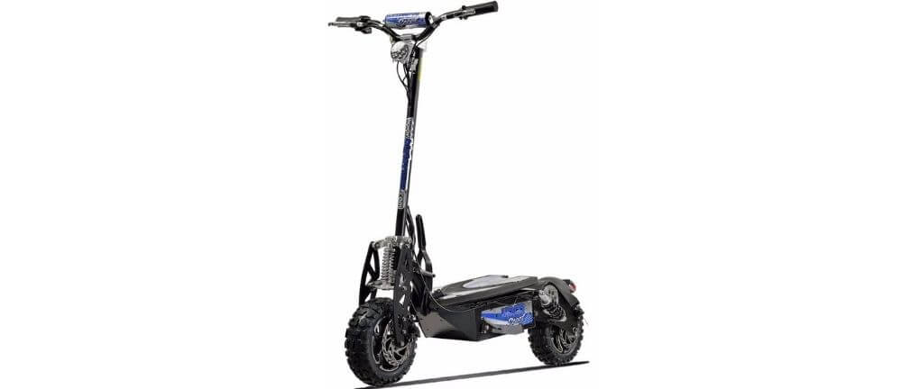 UberScoot - Best Electric Scooters for Heavy Adults