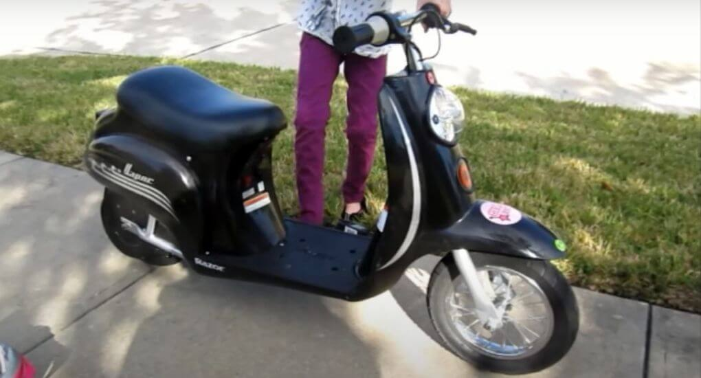 Vapor Electric Scooter