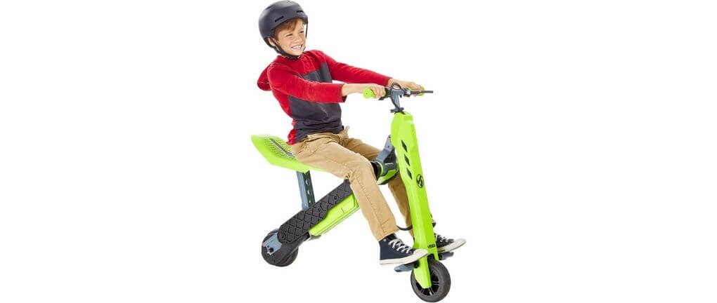 Viro Rides - Sit on Electric Scooter
