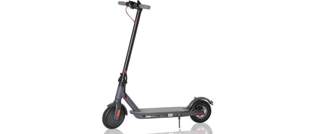 cho Electric Long Range Portable Lightweight Foldable Folding Kick Scooter