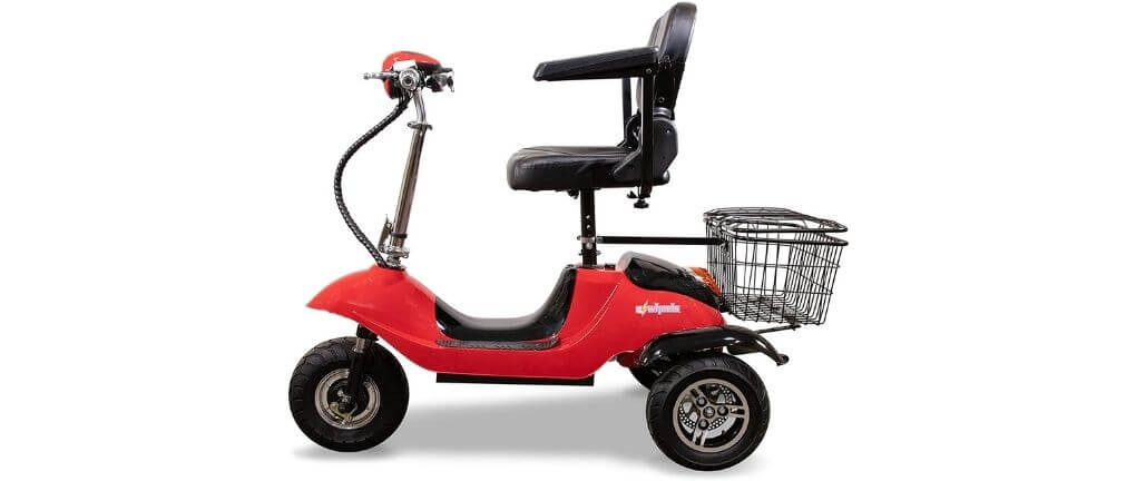 eWheels – Best Electric Scooters with Seat