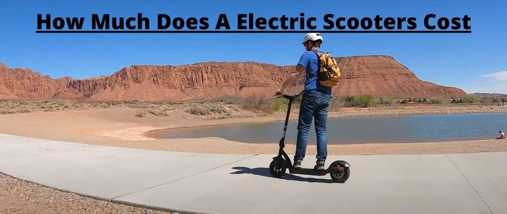 How Much Does A Electric Scooters Cost